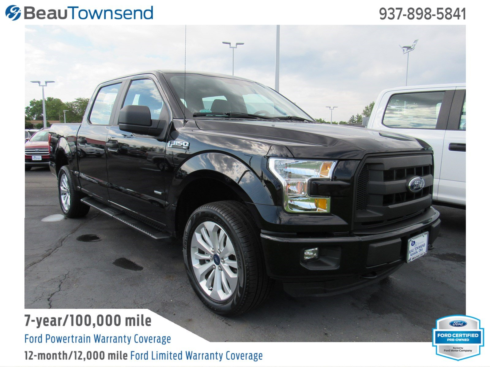 Certified Pre Owned 2016 Ford F150 Xl