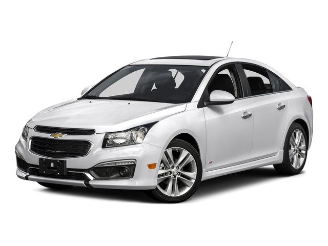 Pre Owned 2016 Chevrolet Cruze Limited Lt