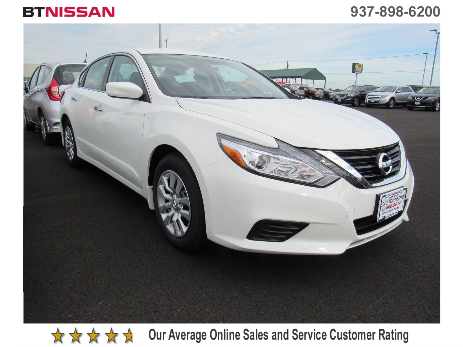 New 2018 Nissan Altima 2 5 S 4dr Car in Vandalia N
