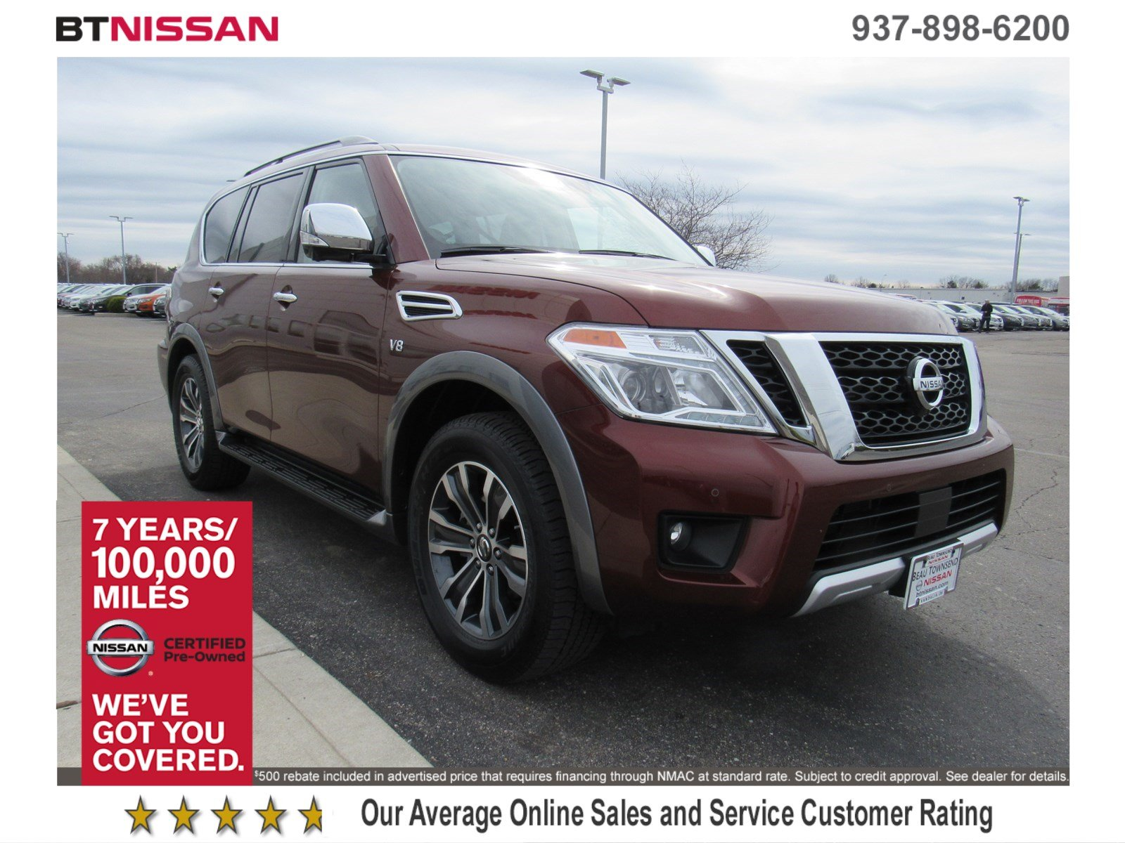 nissan banner de cpo certified rogue pre sheridan owned