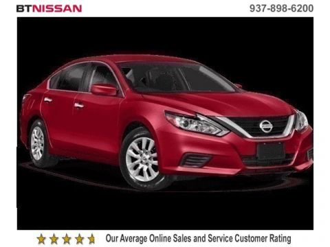 New 2018 Nissan Altima 2.5 S