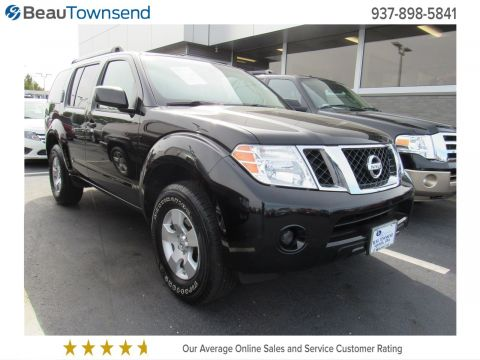 Pre Owned 2008 Nissan Pathfinder S